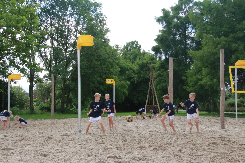 Korfbalkamp Fryslân dag 1