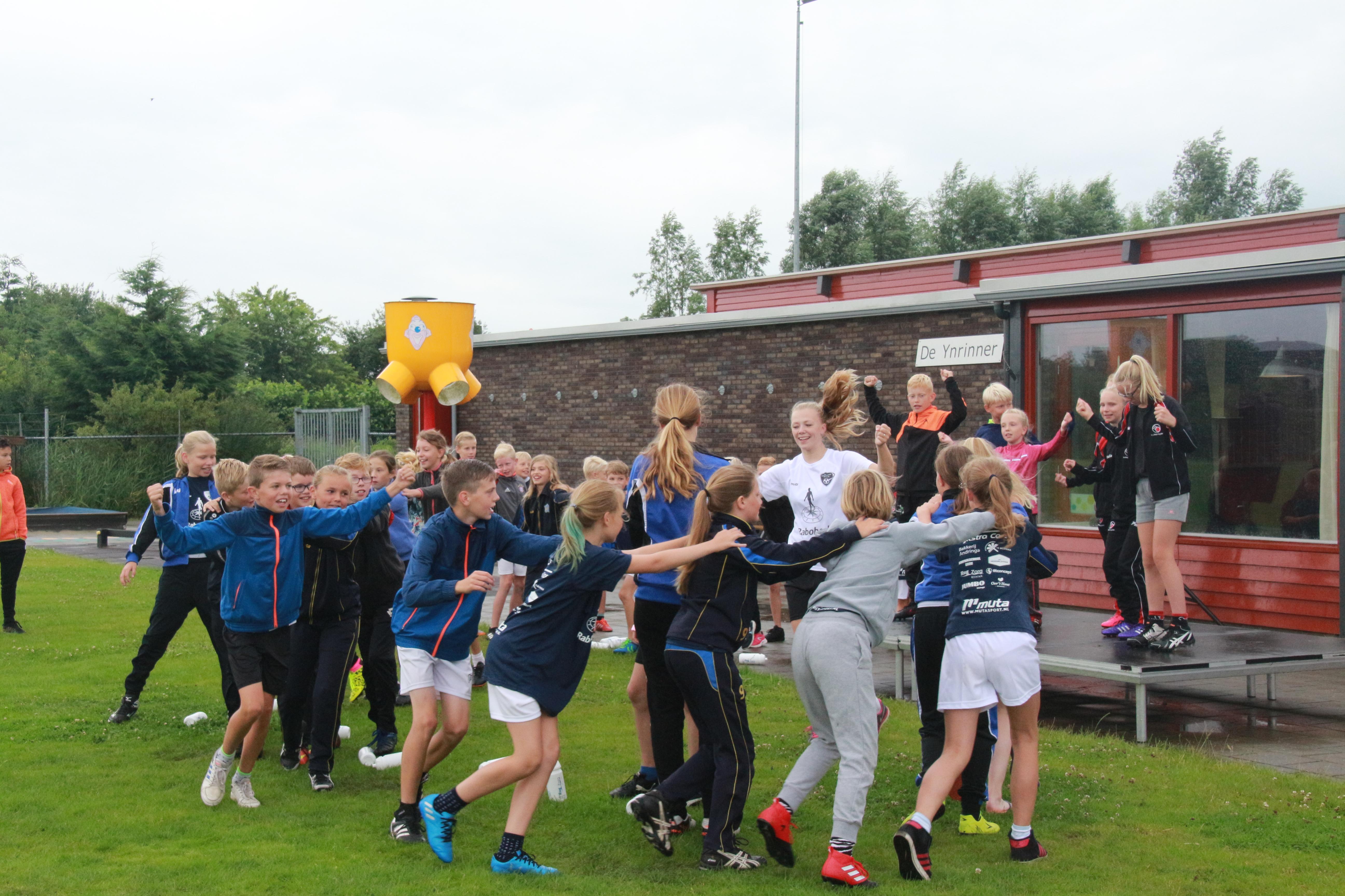 Korfbalkamp Fryslân dag 2